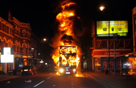 london race riots