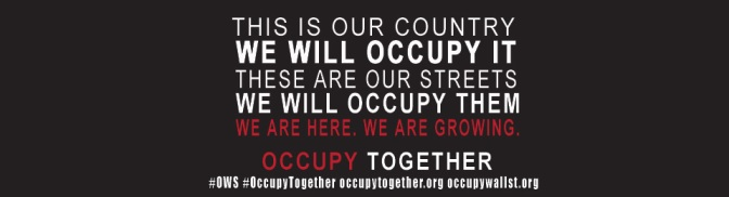 Occupy Wall Street: Bridging The Color Gap