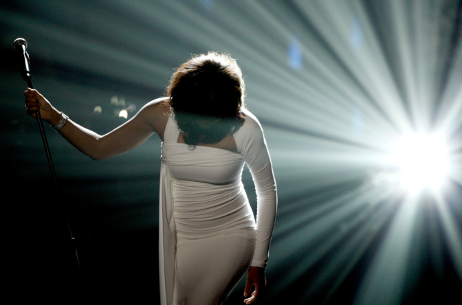 Once in a Lifetime: The Incomparable Whitney Houston RIP