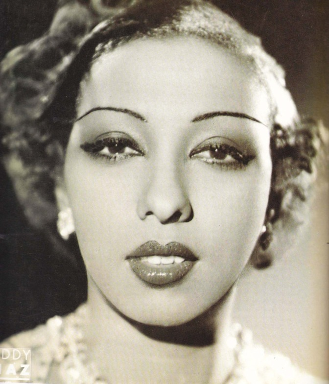 "Updated: Black History Month: Josephine Baker ""The Black Venus"""