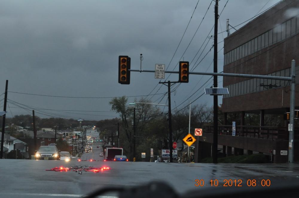 Hurricane Sandy: Storm Damage NJ (2/6)