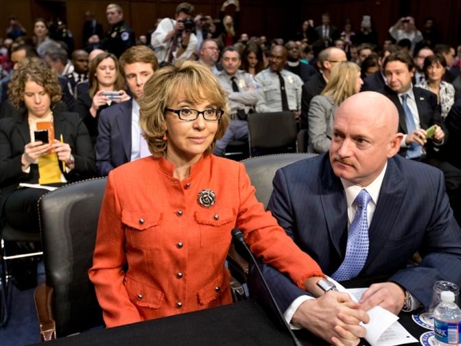 Gabrielle Giffords Appeals to Congress: Gun Reform Legislation