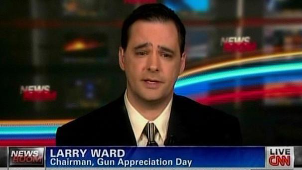 Dangerously Stupid: Larry Ward Strikes Again!