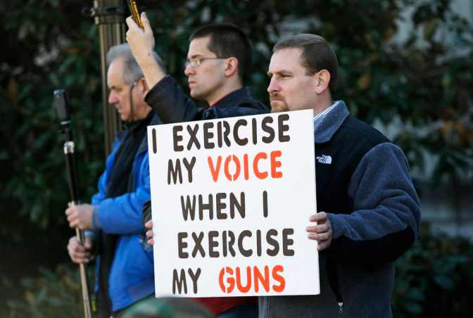 Gun Appreciation Day Ha! Double Ha!