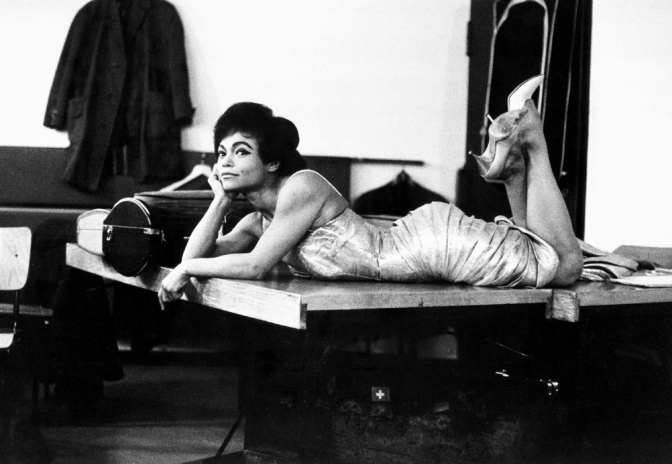 Eartha Kitt: Comic Book Shero