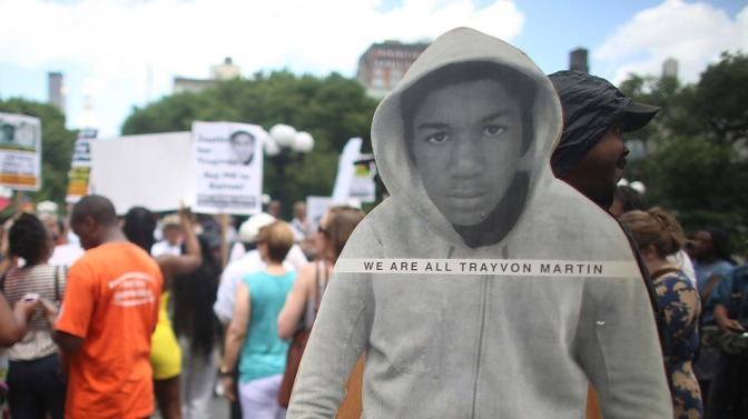 We Are Not Trayvon Martin…