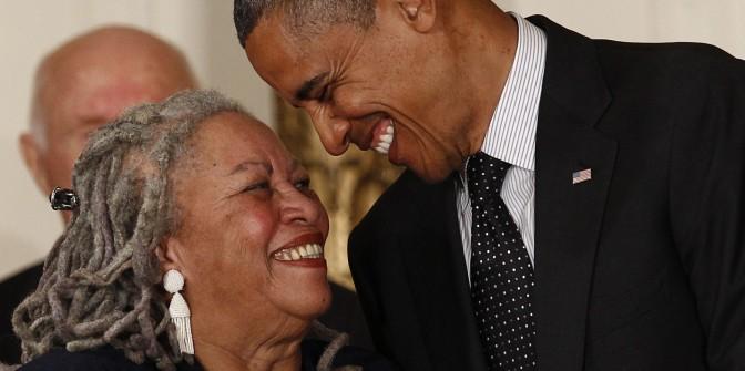 A New Toni Morrison Story…